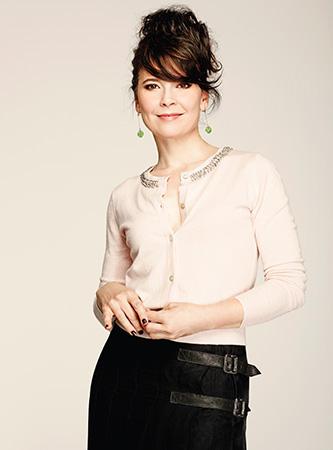Anne Dorval par Maxime Delisle. Maquillage Julie Bégin.