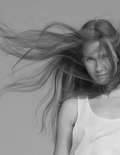 Photo Patrice Massé. Makeup & Hair Julie Bégin.